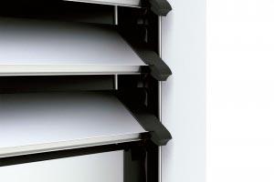 persianas de aluminio orientables