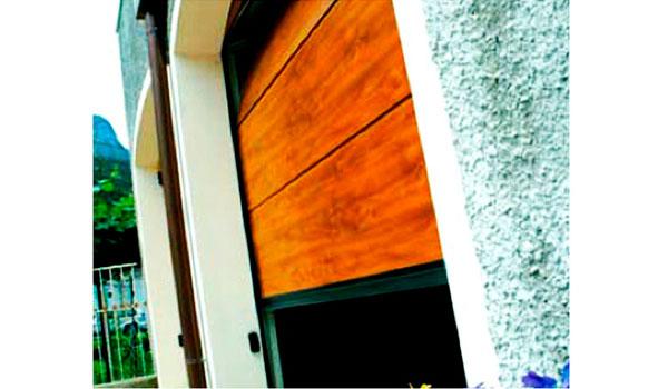 puerta seccional modelo cupido
