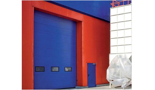 puerta seccional modelo secura