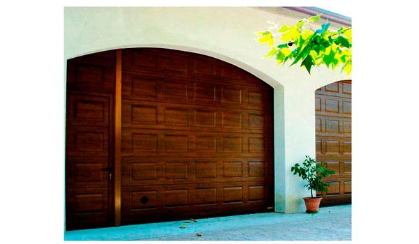 puerta seccional modelo venus