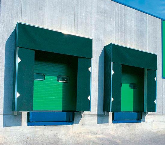 Puertas para muelles de carga diasan - Muelles de puertas ...